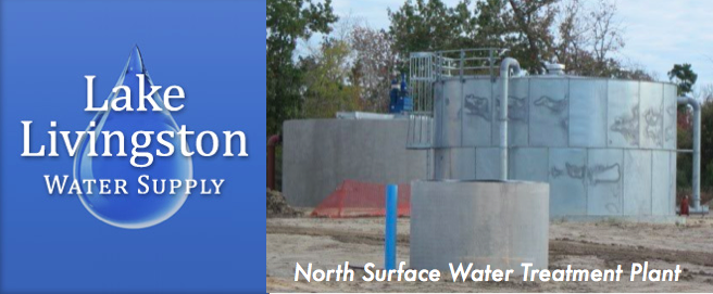 North Surface Water Treatment Plant